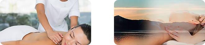 Therapeutic Swedish Massage Treatment with Tahoe Lake Views