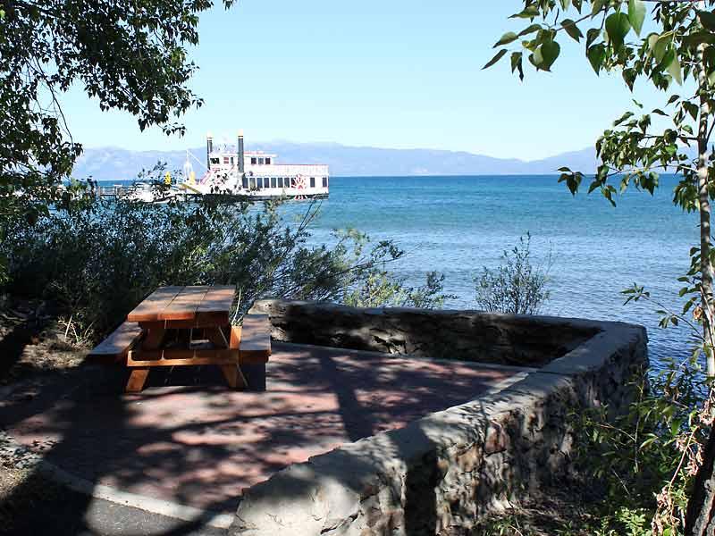 Lakeside View Area